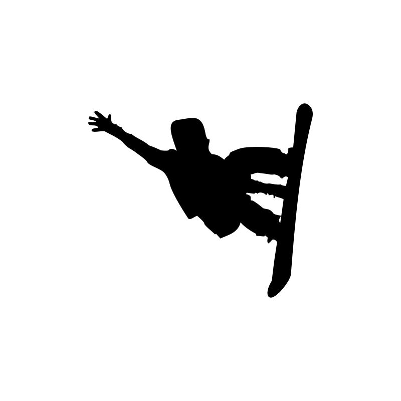 Free Extreme Snowboard