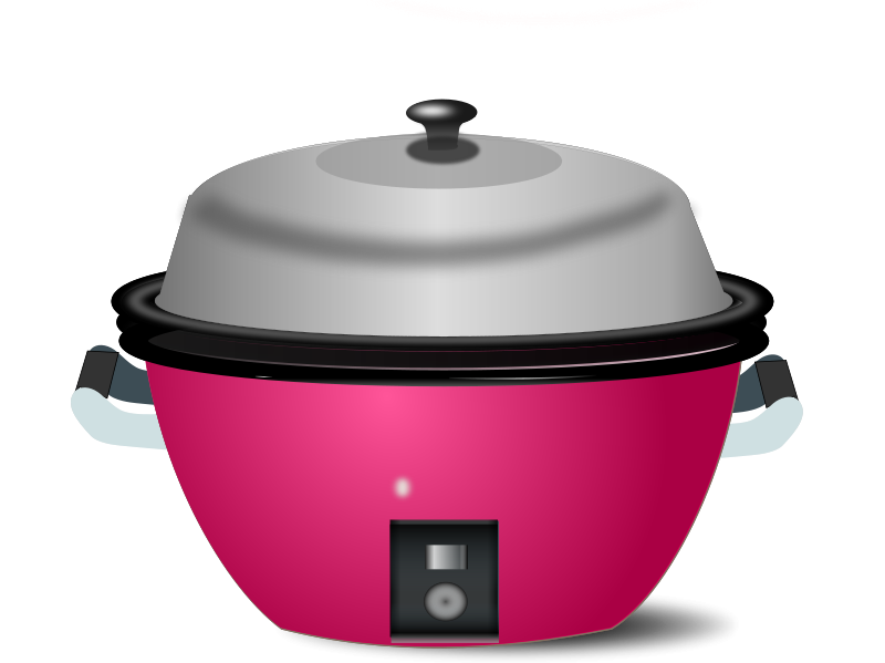 Free electric rice cook