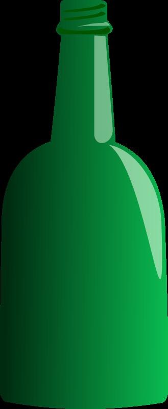 Free Green Bottle