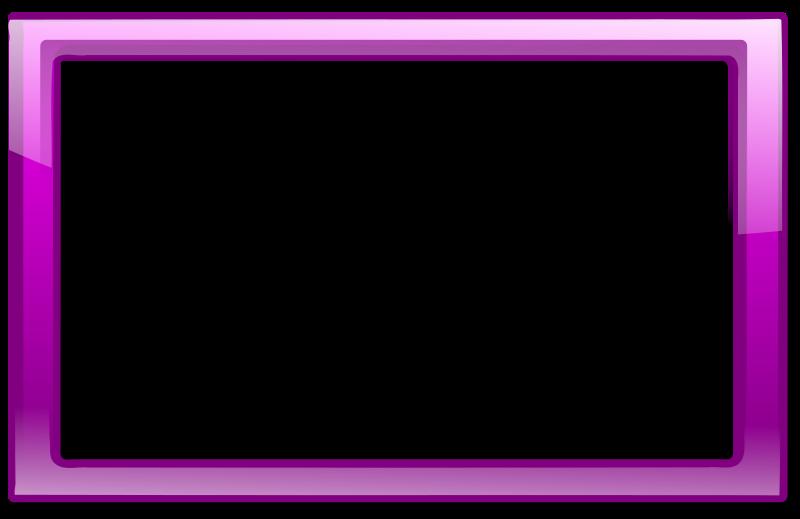 Free Purple Frame