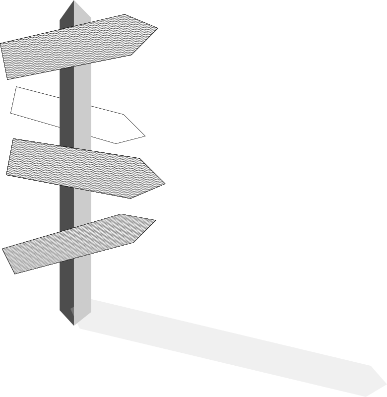 Free Clipart: Signpost   feraliminal