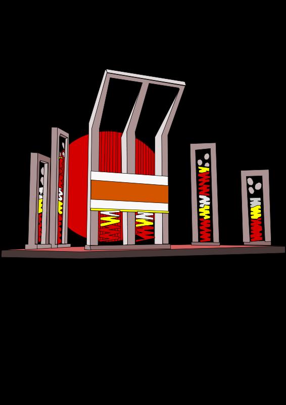 Free Clipart: Shaheed Minar | binameusl
