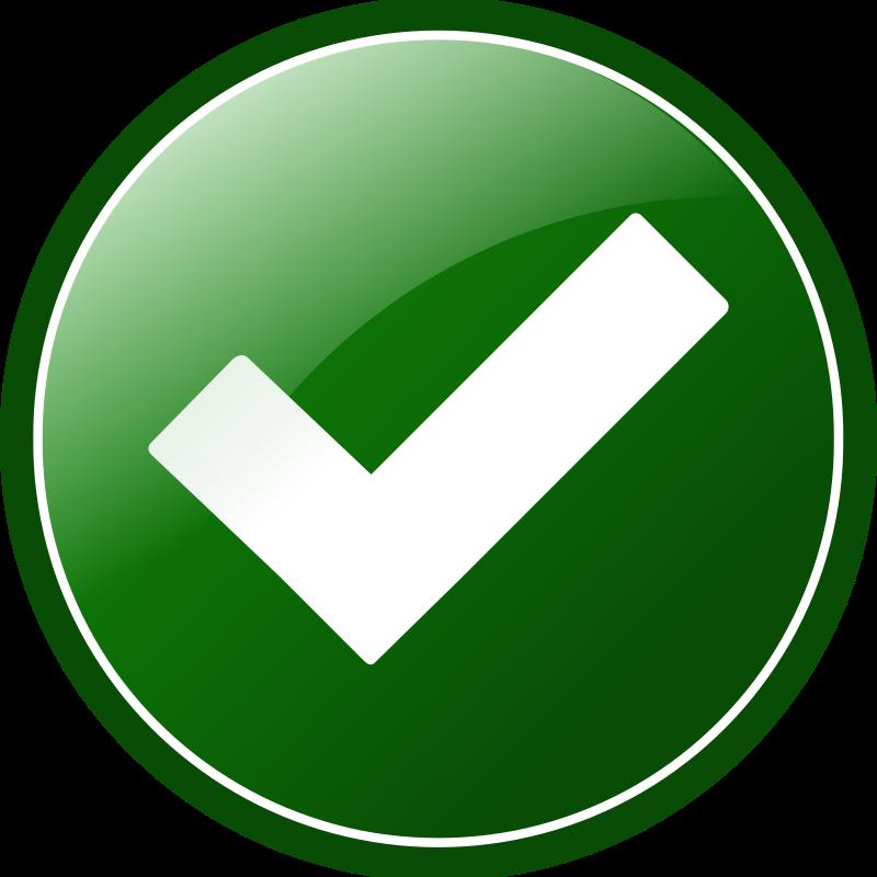 Free OK icon