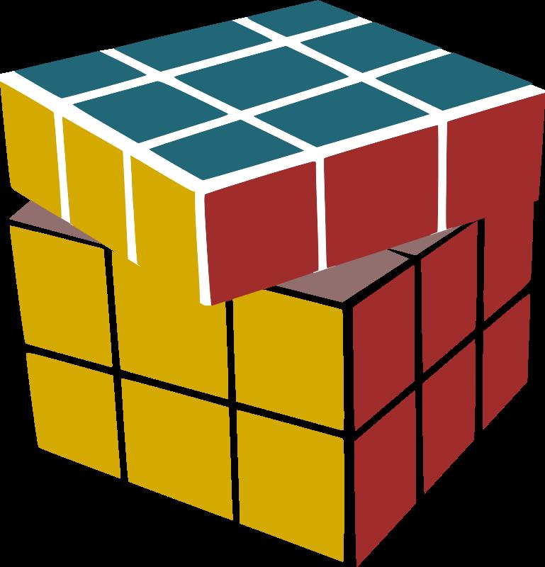 Free Rubik's Scrambled