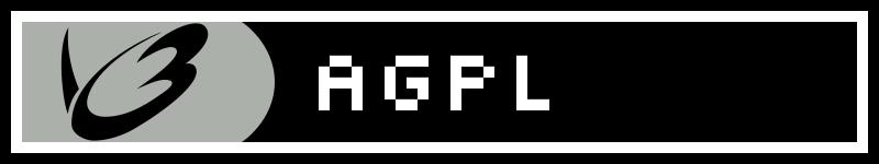 Free AGPL License Web Badge (Version 2)