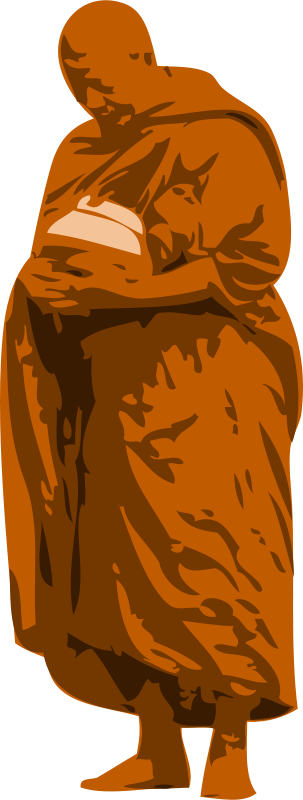 Free Monk Buddhist