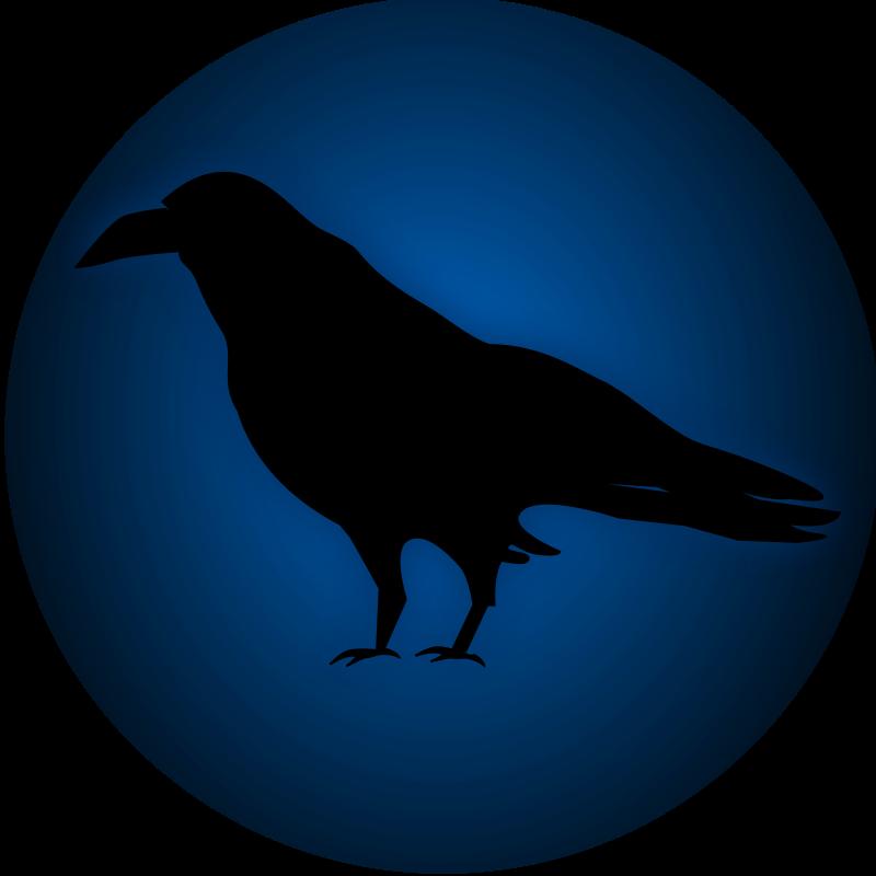 Free raven icon