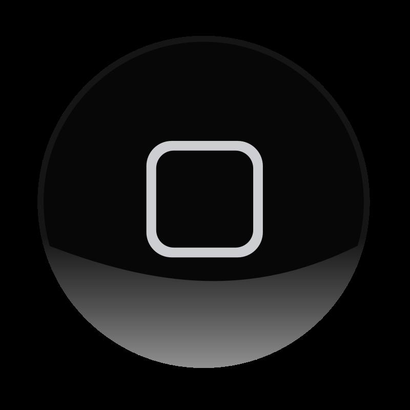 Free Clipart: IPhone Home Button | jhnri4