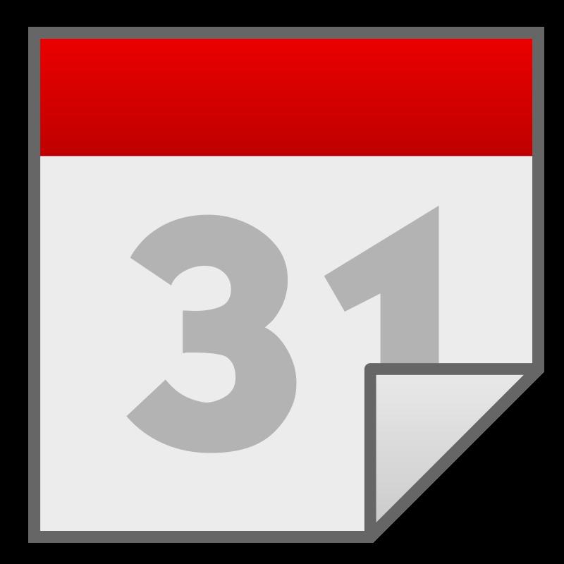 Free Calendar file icon