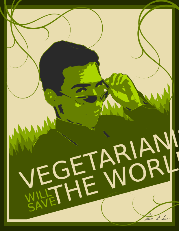 Free Vegetarianism Will Save The World