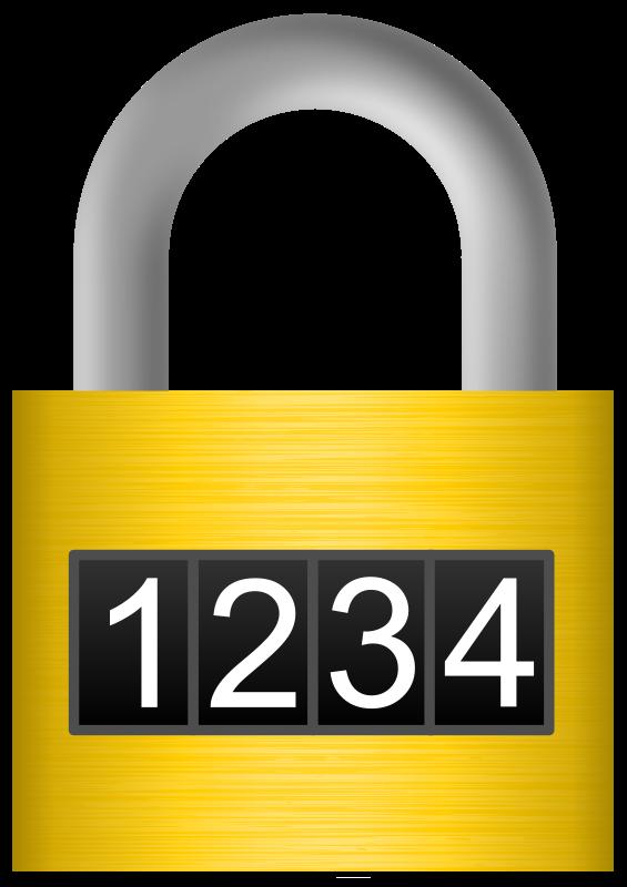Free Combination lock
