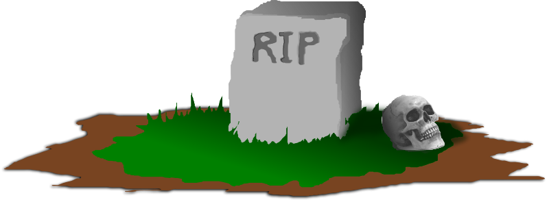 Free Clipart: Grave, R.I.P | inky2010