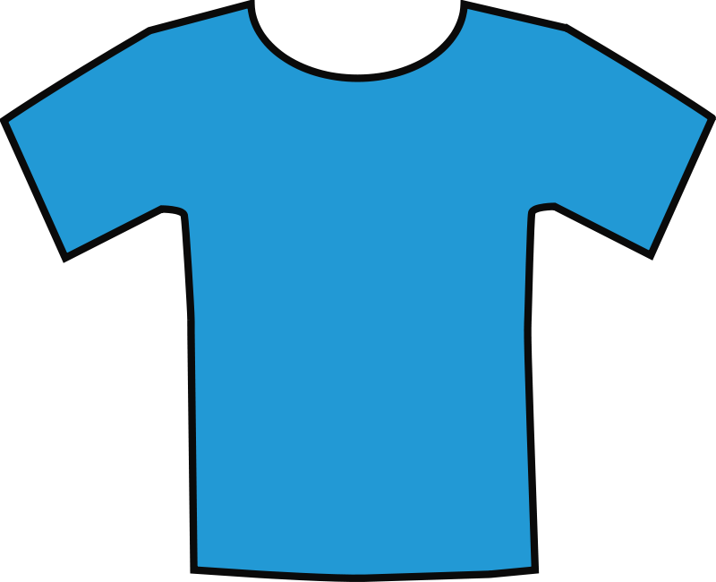 Free blueteeshirt