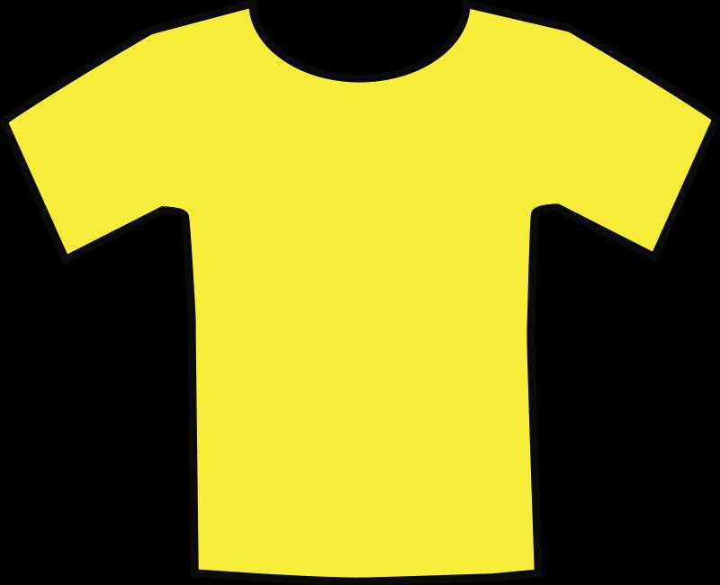 Free yellowteeshirt