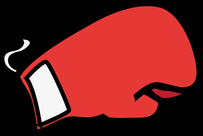 Free Boxing Glove