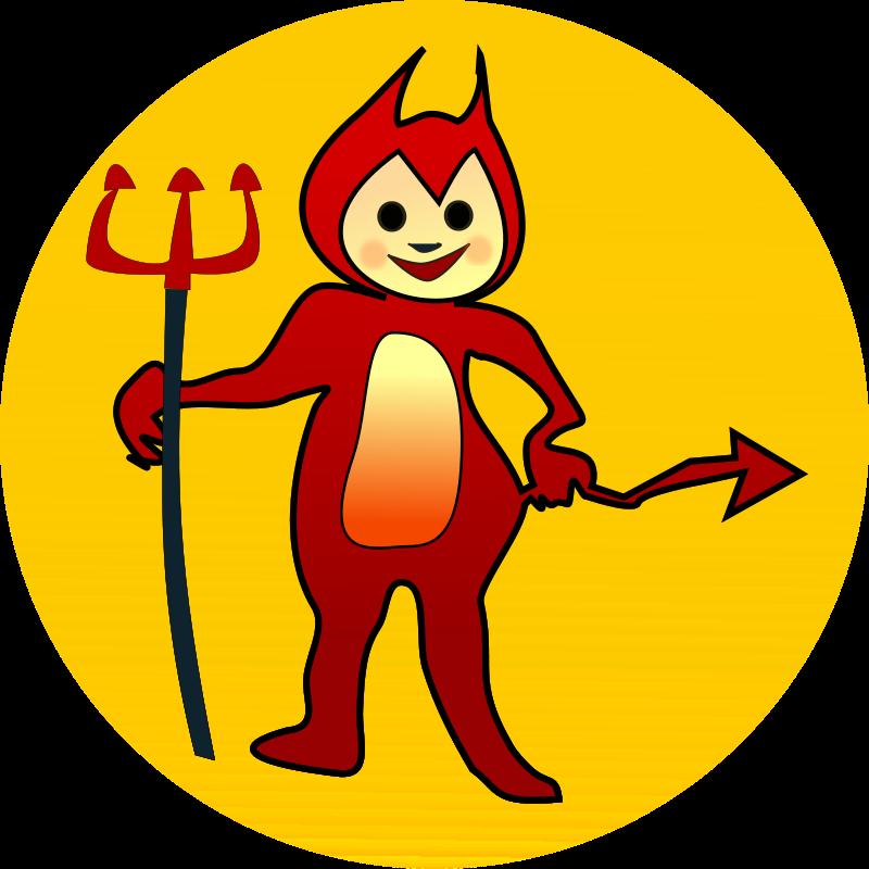 Free Littel devil icon