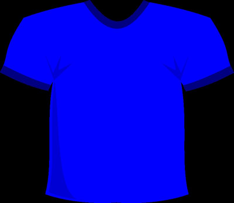 Free T-Shirt Blue