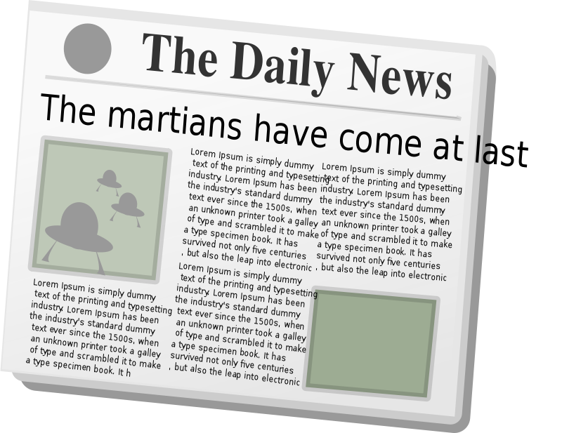 Free Newspaper