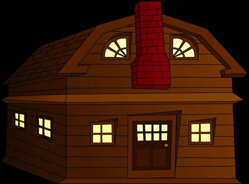 Free Halloween Horror House Small