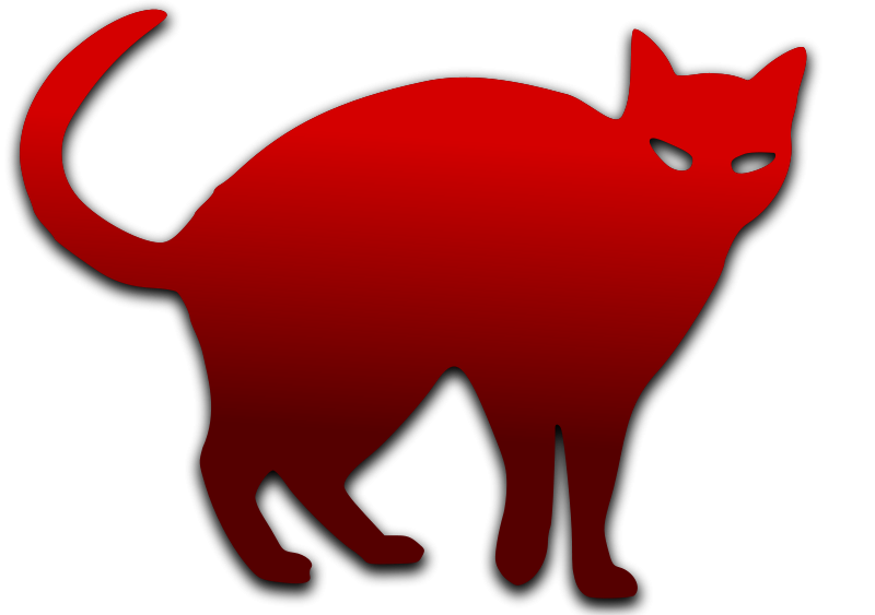 Free Clipart: Cat -3 | inky2010