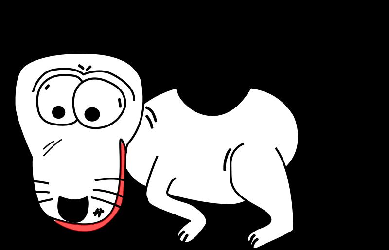 Free Cartoon Dog