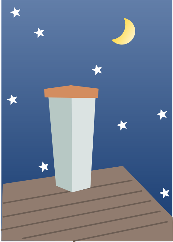 Free Night Chimney