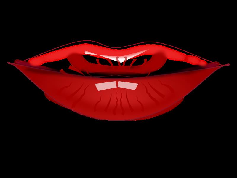 Free Lips by netalloy