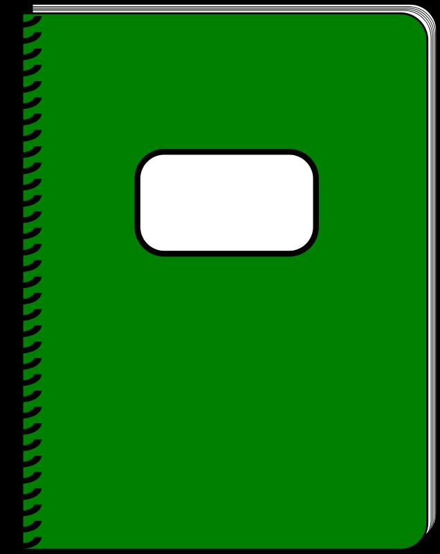 Free spiral notebook 2