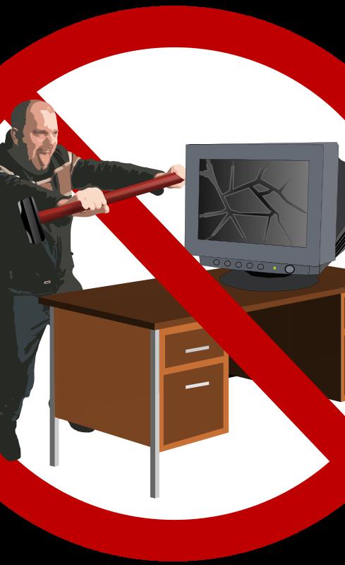 Free Computer Rage Forbidden