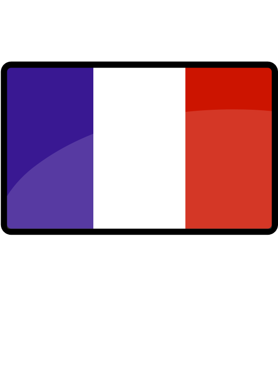 Free French flag