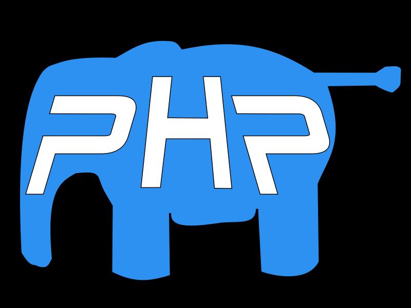 Free PHP elephant