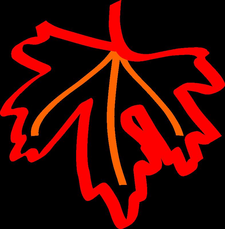 Free Draw me a leaf