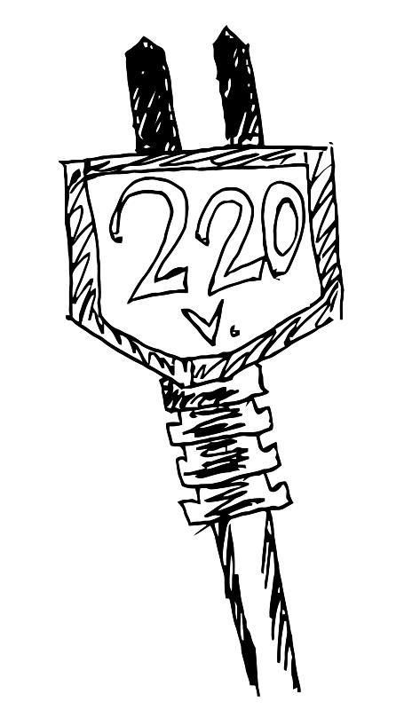 Free 220AC