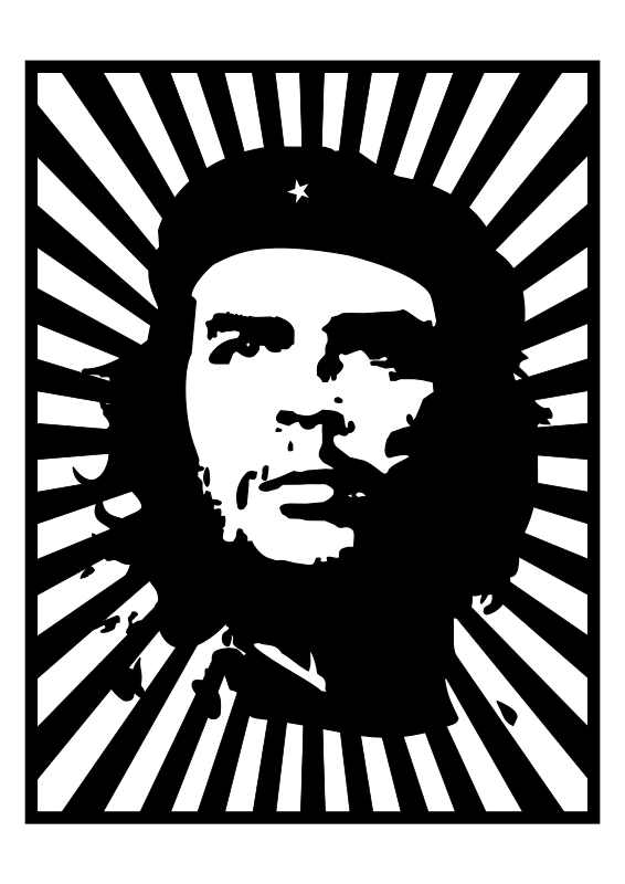 Free Che with background
