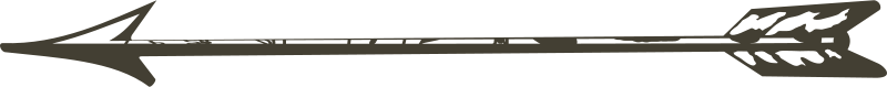Free Old style arrow