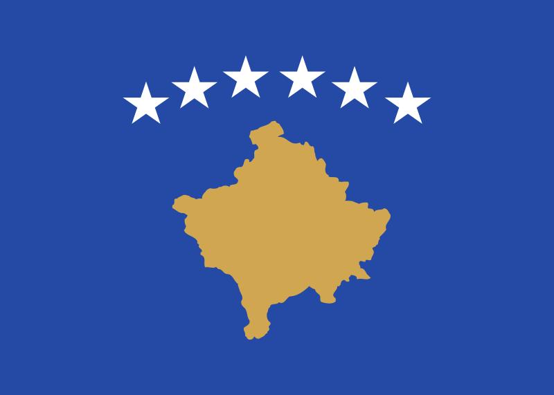 Free Kosovo Flag