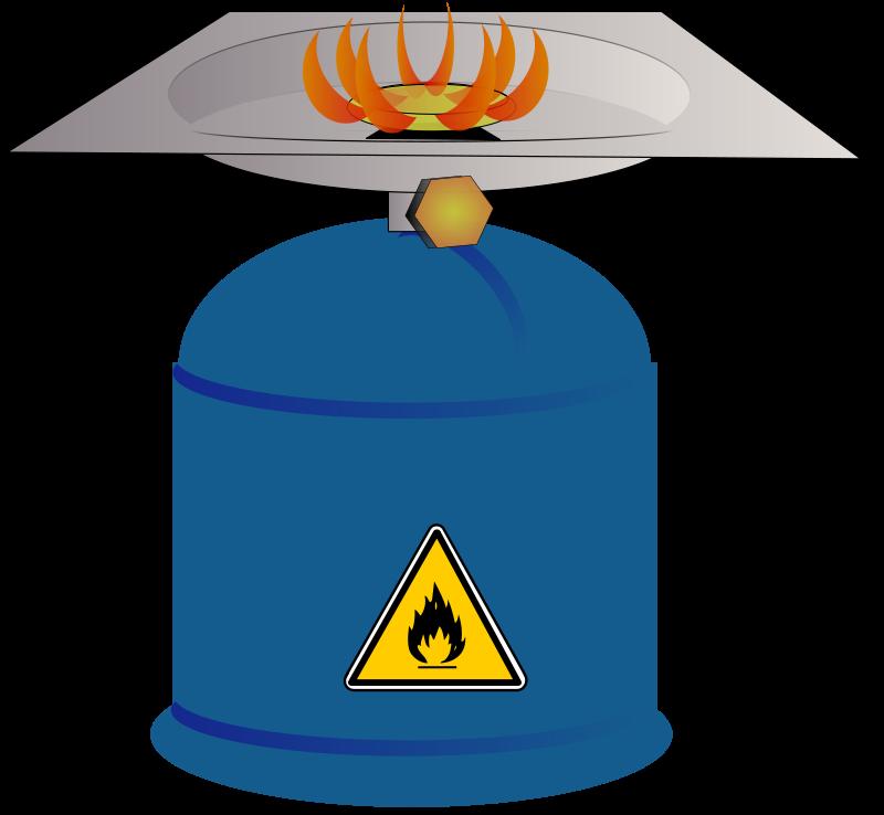 Free camping gas