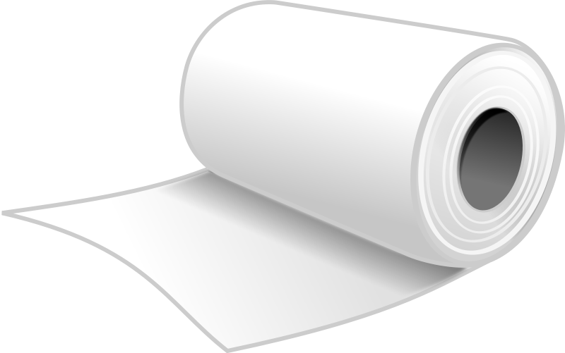Free Paper Roll
