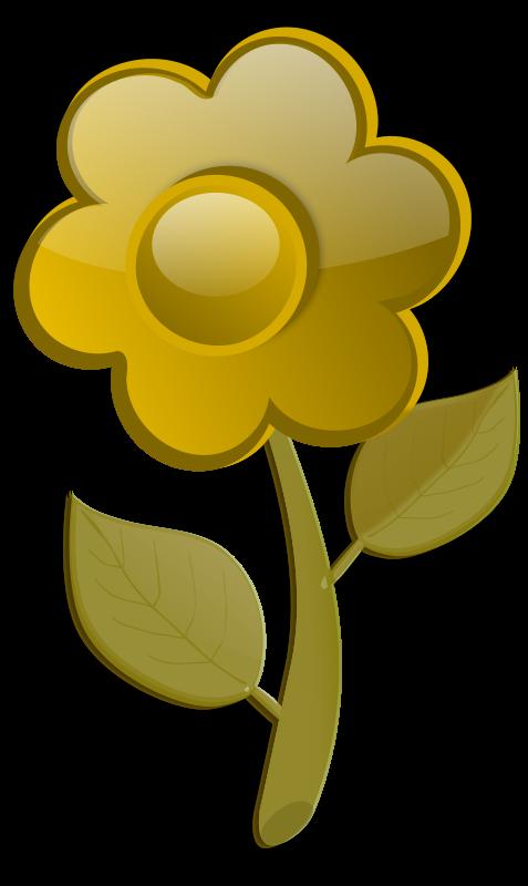 Free Flower a5