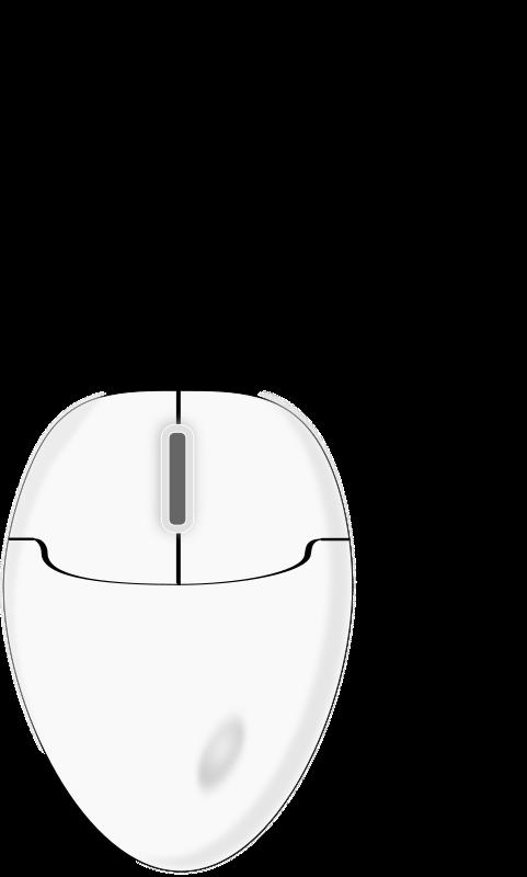Free White mouse 2