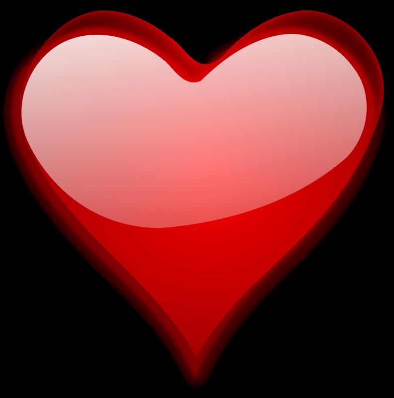 Free Heart Gloss 1