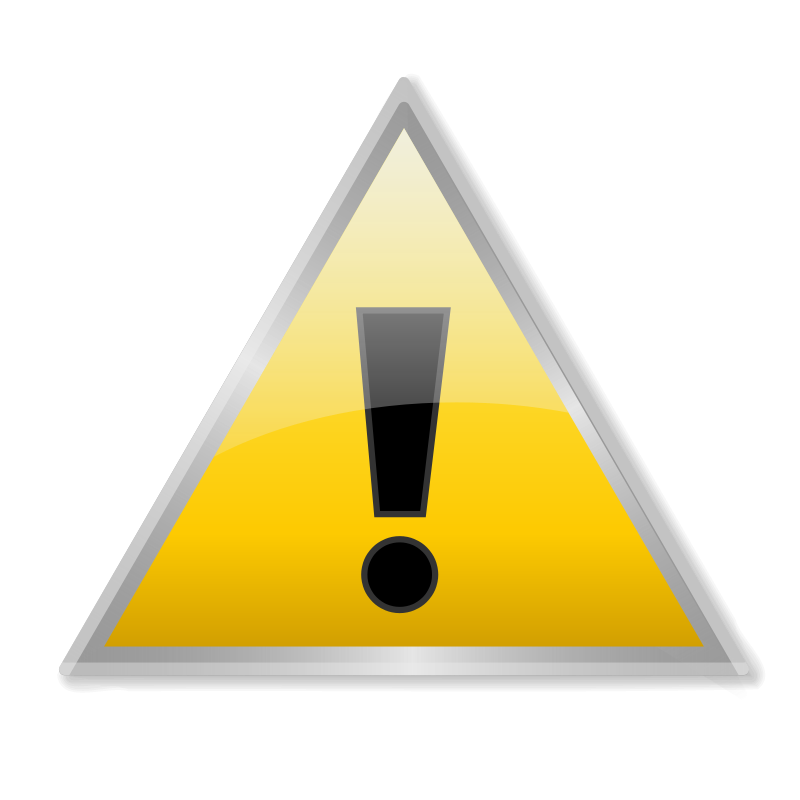 Free Warning icon