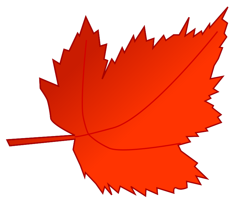 Free Clipart: Leaf 2 | inky2010