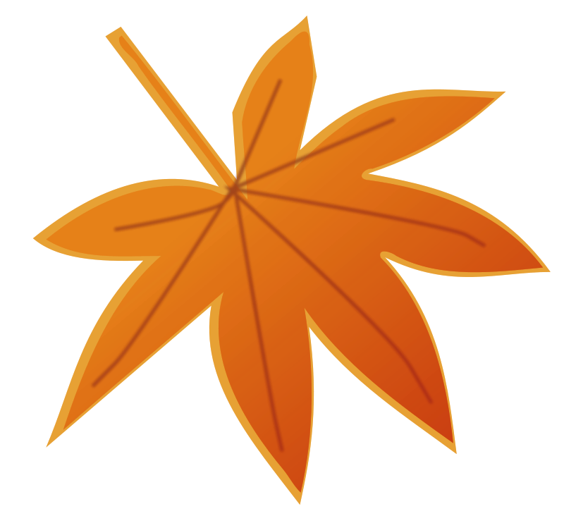 Free Clipart: Leaf 1 | inky2010