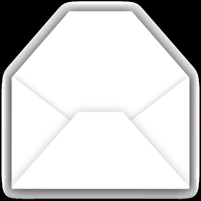 Free Clipart: Envelope   inkscaper