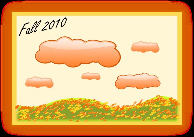 Free Fall landscape