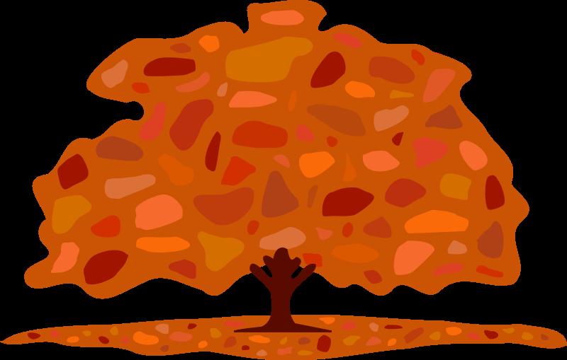 Free Autumn tree
