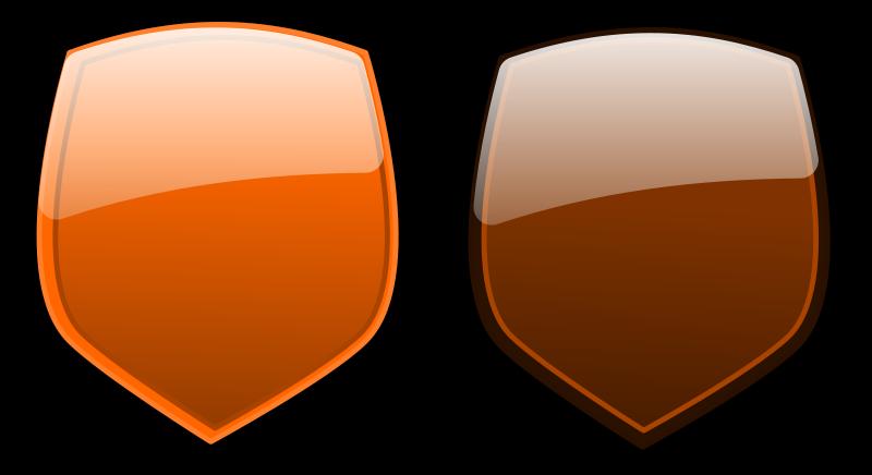 Free Glossy shields 7
