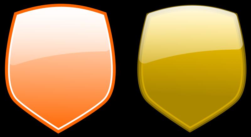 Free Glossy shields 2