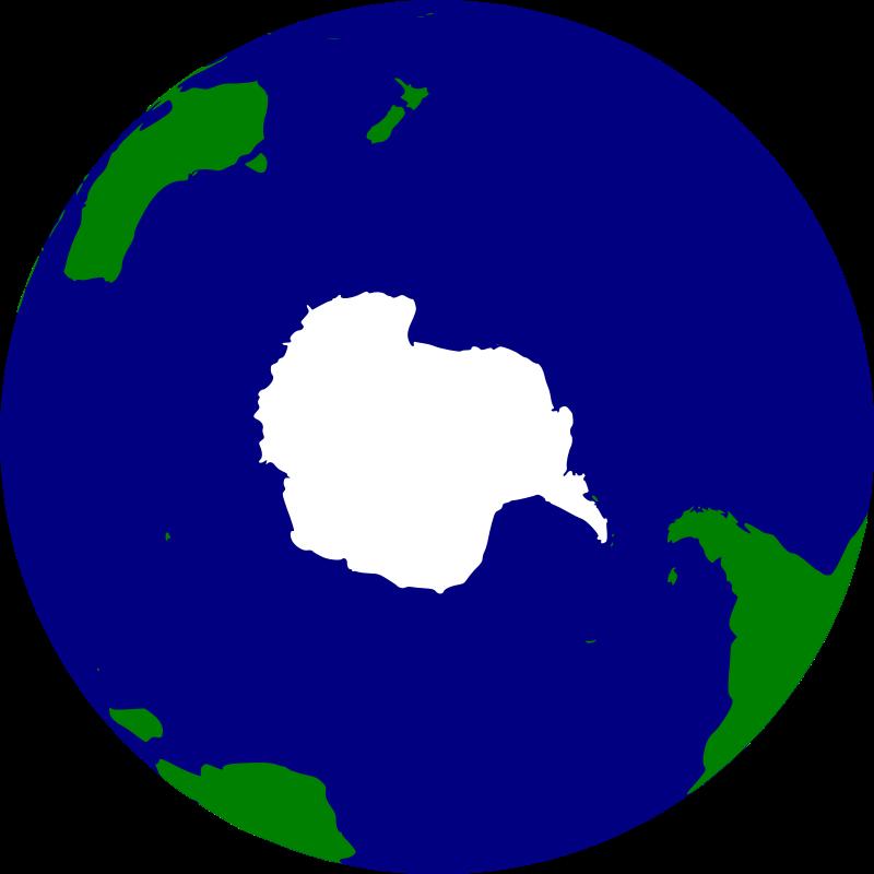 Free Earth Southern Hemisphere